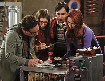 The Big Bang Theory S08E16 Test d'intimité