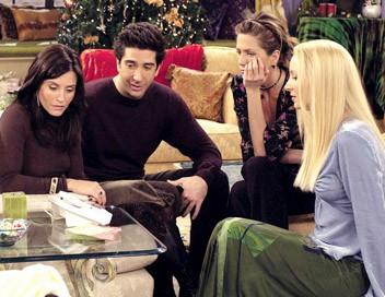 Friends S09E10 Celui qui passait Noël à Tulsa
