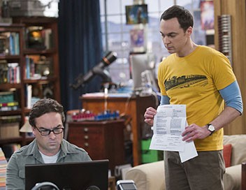 The Big Bang Theory S08E18 La thermalisation des restes