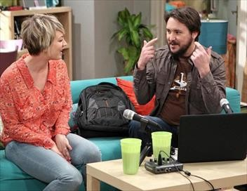 The Big Bang Theory S08E20 Fort réconfort