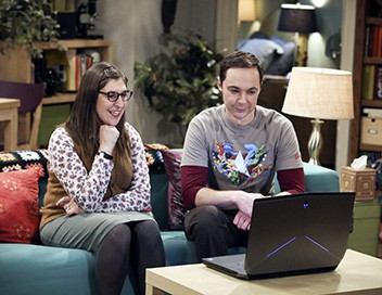 The Big Bang Theory S11E15 Le roman de Leonard