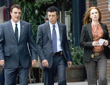 New York, section criminelle S07E04 Coeurs solitaires