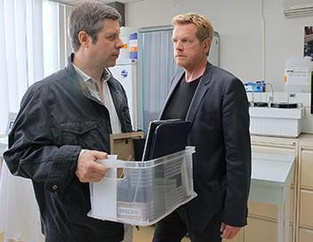 Section de recherches S08E02 Jeu de dupes