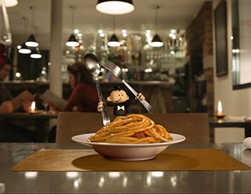 L'homme le plus petit du monde S01E00 Spaghettis