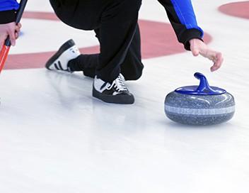 Chine / Allemagne Curling Championnat du monde féminin 2019