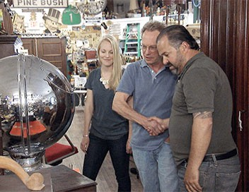 American Pickers, la brocante made in USA S09E13 Jackpot chez Jersey
