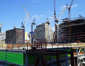 Sur les toits de New York E01