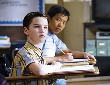 Young Sheldon S01E10 Départ pour Dallas