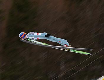 HS 240. Qualifications Saut à ski Coupe du monde 2018/2019