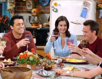Friends S10E08 Celui qui ratait Thanksgiving
