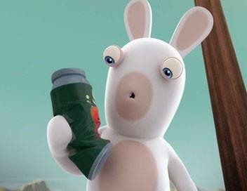 Les lapins crétins : invasion S01E61 Lapin soif