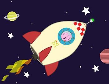 Peppa Pig S02E49 Les étoiles