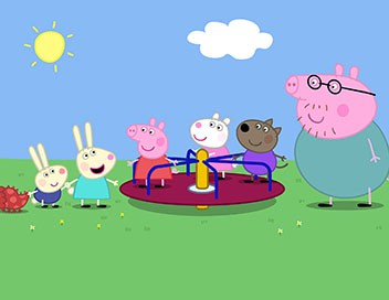 Peppa Pig S02E06 L'ami de George