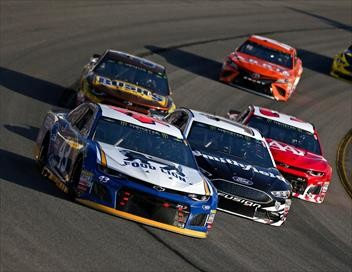 Auto Club 400 NASCAR Cup Series 2019