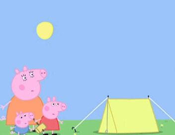Peppa Pig S01E35 Le camping