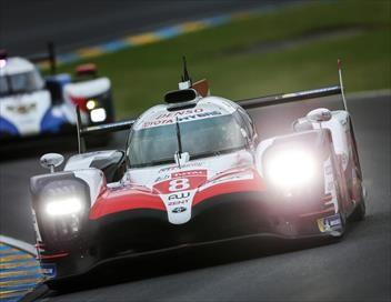 Les 24 Heures du Mans Automobilisme Championnat du monde d'endurance 2018/2019