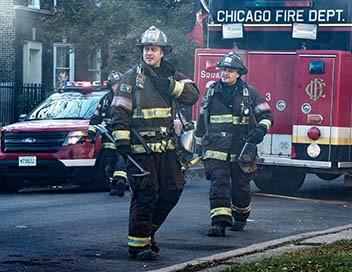 Chicago Fire S05E11 Qui vit, qui meurt ?