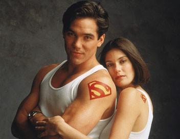 Loïs et Clark, les nouvelles aventures de Superman S01E05 L'homme invisible