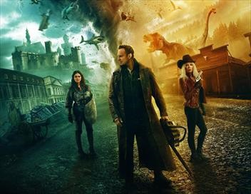 The Last Sharknado : It's About Time