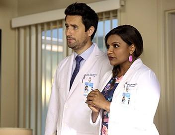 The Mindy Project S05E02 La grève des infirmiers en streaming