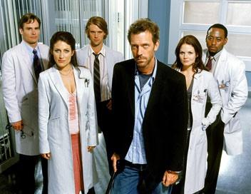 Dr House S01E20 Des maux d'amour