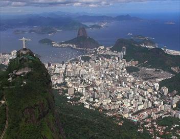 Le Brésil par la côte E04 Le Sudeste