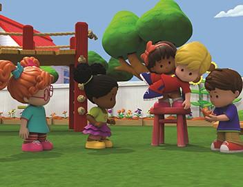 Little People, ensemble pour de grandes aventures S01E34 Que le givre soit avec toi !