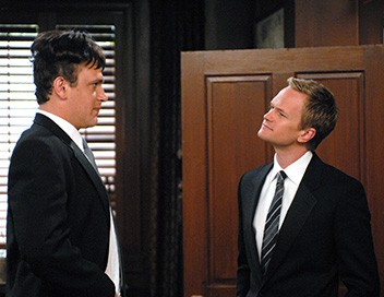 How I Met Your Mother S02E21 Mariages