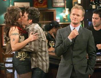 How I Met Your Mother S03E01 L'effet papillon