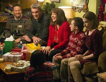 The Middle S09E10 Le miracle de Noël