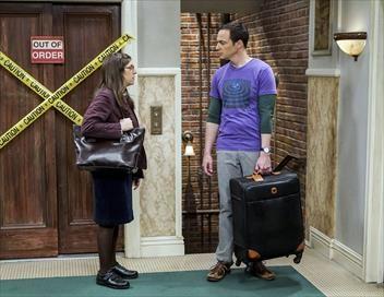 The Big Bang Theory S10E23 Instabilité gyroscopique