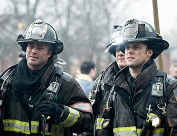 Chicago Fire S05E14 Le purgatoire