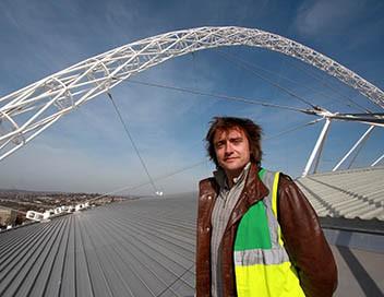 Les défis de la construction S02E01 Le stade de Wembley