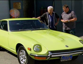 Wheeler Dealers, occasions à saisir S12E06 La Datsun 240Z California