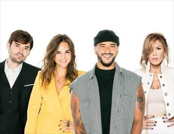 The Voice Belgique Live 1
