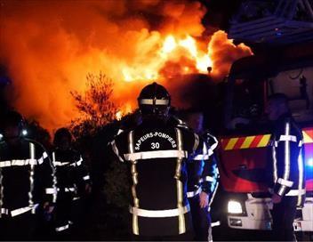 Au coeur de l'enquête 100 jours avec les pompiers du Gard (n°3)