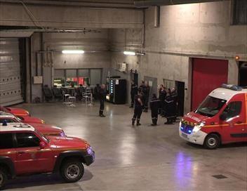 Enquête sous haute tension Incendies, accidents de la route, violences urbaines, 100 jours avec les pompiers du Gard (n°2)