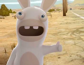 Les lapins crétins : invasion S01E01 Lapin stop