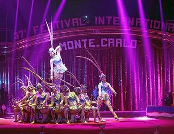 37e Festival international du cirque de Monte-Carlo