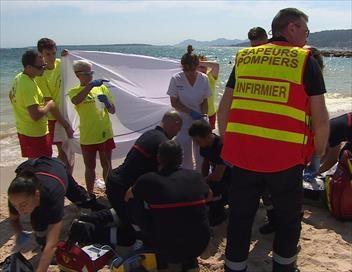 Enquête sous haute tension Police, pompiers, Samu : un été chaud sur la Côte d'Azur (n°1)
