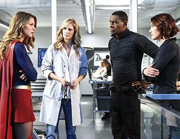 Supergirl S02E08 L'arme parfaite