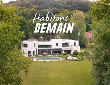 Habitons demain Bureau jardin