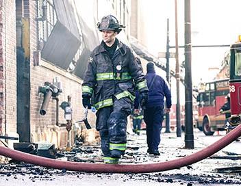 Chicago Fire S05E16 Prise d'otage