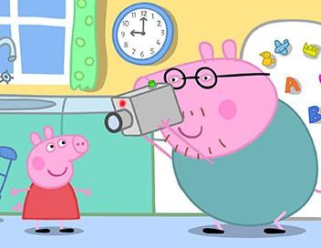 Peppa Pig S01E51 La caméra de papa