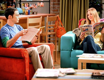 The Big Bang Theory S05E02 Microbes, acariens, tiques et compagnie !