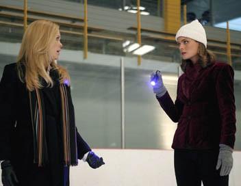 Bones S04E13 Le feu sous la glace