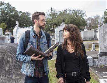 NCIS : Nouvelle-Orléans S04E17 La chasse au trésor