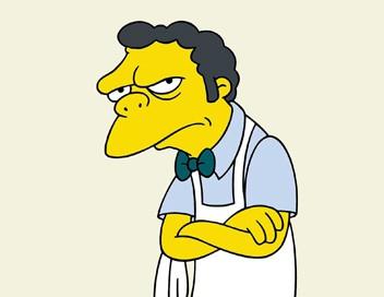 Les Simpson S24E19 Whisky Bizness