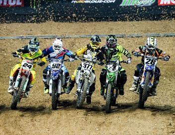 7e manche. 1re partie Motocross AMA Supercross 2019