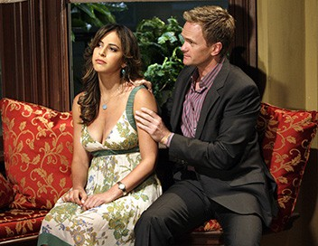 How I Met Your Mother S03E17 La chèvre de Lily